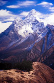 Ama Dablam, Nepal Himalaya — Stock Photo