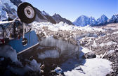 Campo base dell'everest — Foto Stock