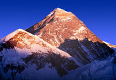 Monte everest — Foto de Stock