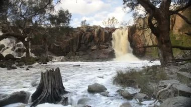 Nigretta Falls, Australia — Stock Video