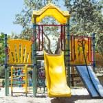 Playground Equipment — Stock Photo
