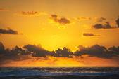 海の日の出 — ストック写真
