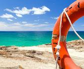 Surf Life Saver Float — Stock Photo