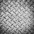 Stock Photo: Checkerplate Background Black and White
