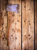 Machado velho — Fotografia Stock