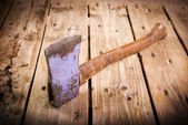 Old Hatchet — Stock Photo