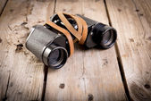 Old Binoculars — Stock Photo