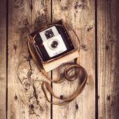 Appareil photo vintage — Photo