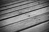 Timber Decking — Stock Photo