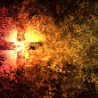 Abstract cross explosion — Stock Photo #30815941