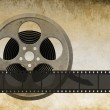 Stock Photo: Reel of film