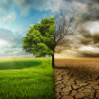 Stockfoto: Global warming