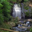 Stock Photo: Mountain waterfall