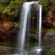 Stock Photo: Grotto Falls