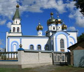 The Orthodox Church — Foto de Stock