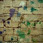 Retro bricks background — Stock Photo #11855826