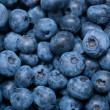 Blueberries background — Foto de Stock