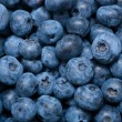 Stock Photo: Blueberries background