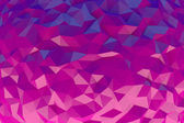 Rosa kristall bakgrund — Stockfoto
