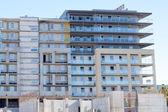 Bygga byggarbetsplats — Stockfoto