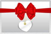Gift card — Stock Vector