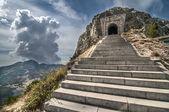 Montenegro Lovcen mountain — Stock Photo