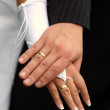 Wedding ring — Stock Photo #13678882
