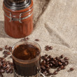Turkish coffee. — Stock Photo #41377757