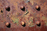 Oxidized metal — Stock Photo