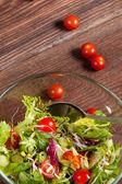 Tasty salad. — Stock Photo