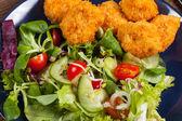 Mixed salad. — Stock Photo