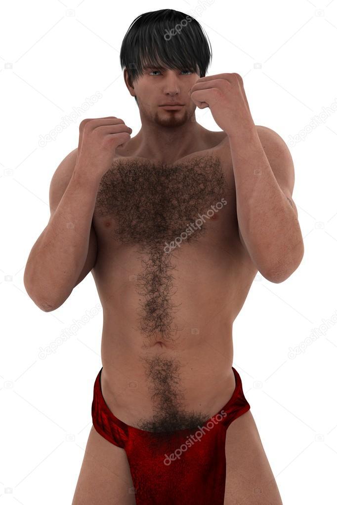 Modelos Hombres Desnudos Imágenes De Archivo,