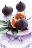 Figues fraîches — Photo