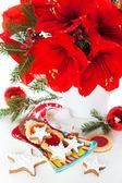 Natal ainda vida — Foto Stock