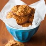 Pumpkin cookies — Stock Photo #13470731