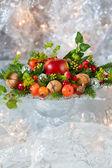 Kerststuk — Stockfoto