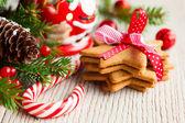 Biscuits de noël. — Photo