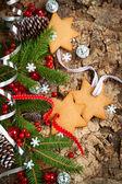 Vánoční dekorace. — Stock fotografie