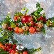 Christmas arrangement — Stock Photo #14138844