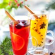 Christmas punch - Stock Photo