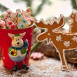 Christmas cookies — Stock Photo #14155747