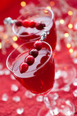 Cranberry drink — Stock Photo