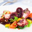 Octopus salad - Stock Photo