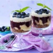 Blueberry parfait — Stock Photo #29380071