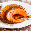 Roasted pumpkin — Stock Photo #29552743