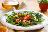 Pumpkin salad — Stock Photo
