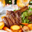 Veal chop — Stock Photo #31338717
