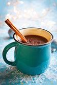 Chocolate quente — Foto Stock
