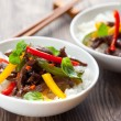 Beef stir-fry — Stock Photo #33433269