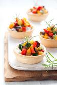 Vegetables appetizer — Stock Photo